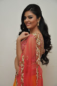 sri mukhi glam pix in half saree-thumbnail-9