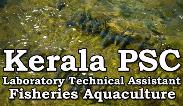 Previous Paper - Laboratory Technical Assistant Fisheries Aquaculture