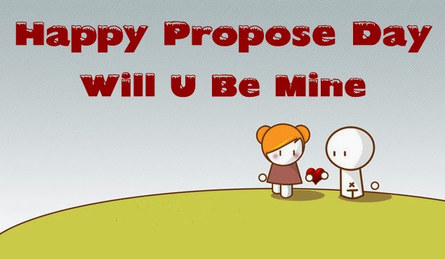 Happy Propose Day 2014 SMS in Hindi For Girlfriend