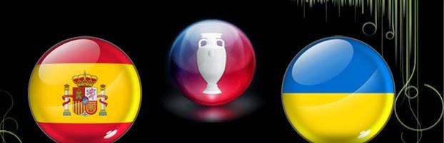 Spanyol Vs Ukraina