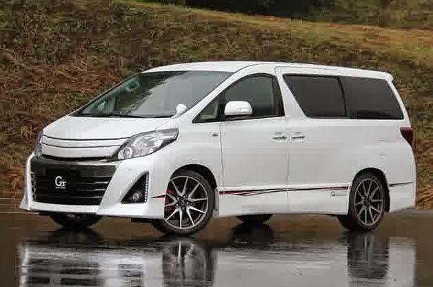 Toyota Alphard GS 2014 Terbaru Indonesia