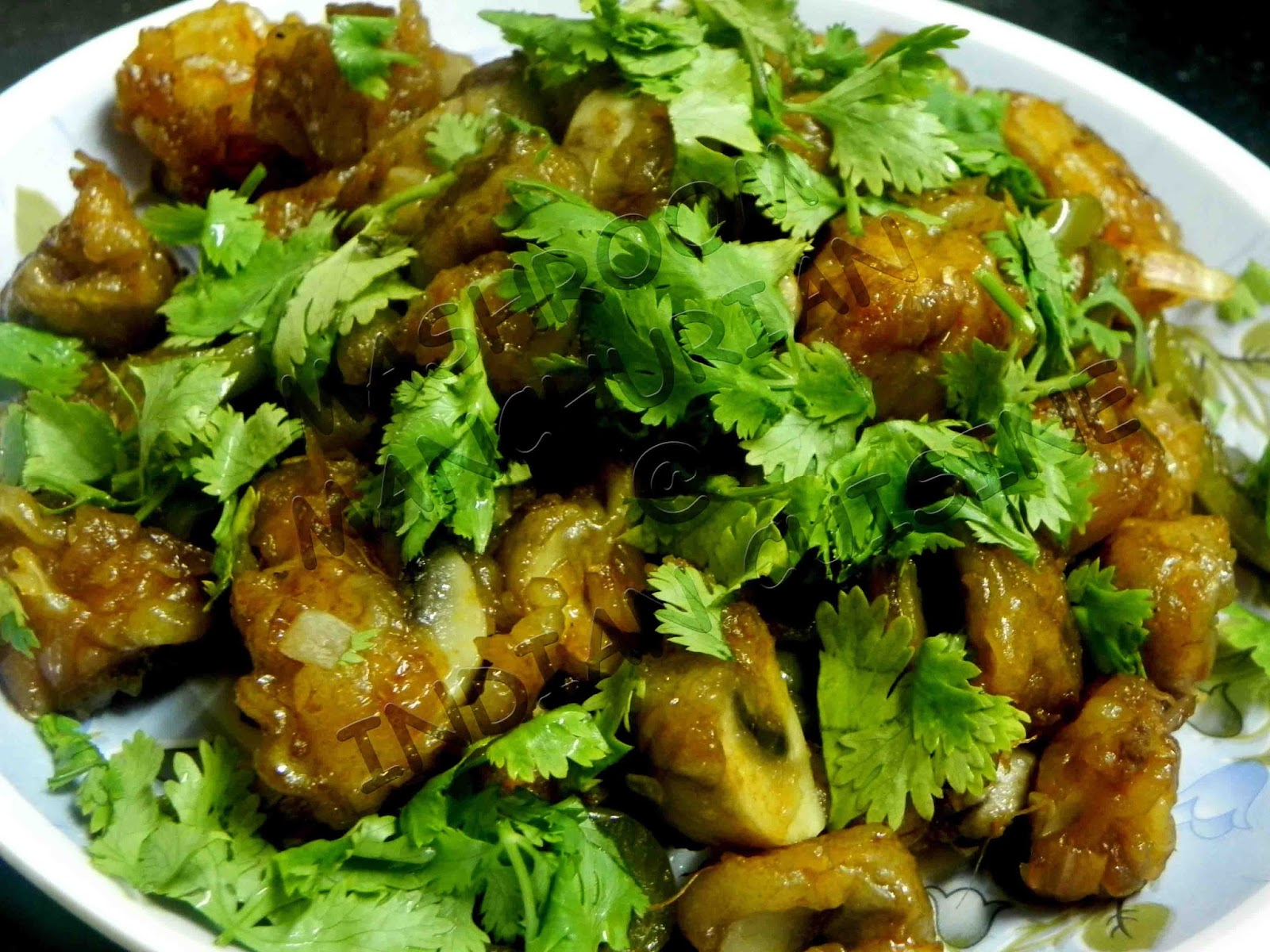 Chinese recipes restaurant style mushroom manchurian delicious as every one knows mushroom is one among very nutritious food item this delicacy of china is the tastiest mouth watering recipe one can make with forumfinder Image collections