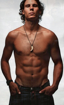 rafael nadal hot body images