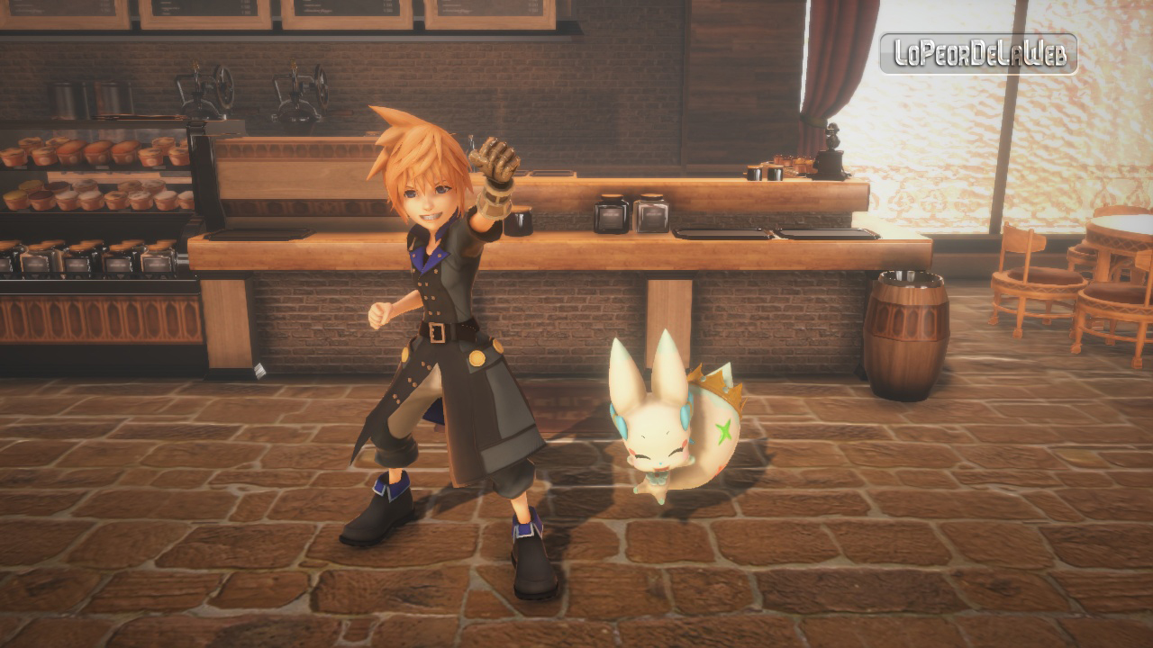 World Of Final Fantasy Day One Edition (PC-GAME)