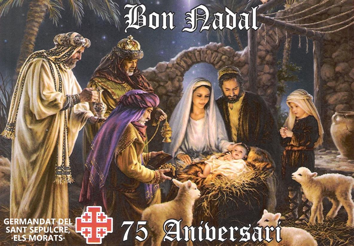 BON NADAL - FELIZ NAVIDAD 2017