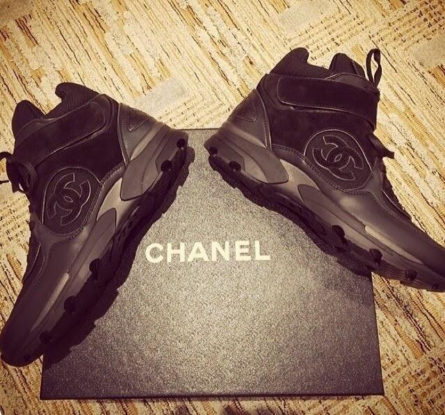 Chanel Sneakers 2015 Men Chanel Men Shoes 2015