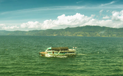 Beauty of Lake Toba
