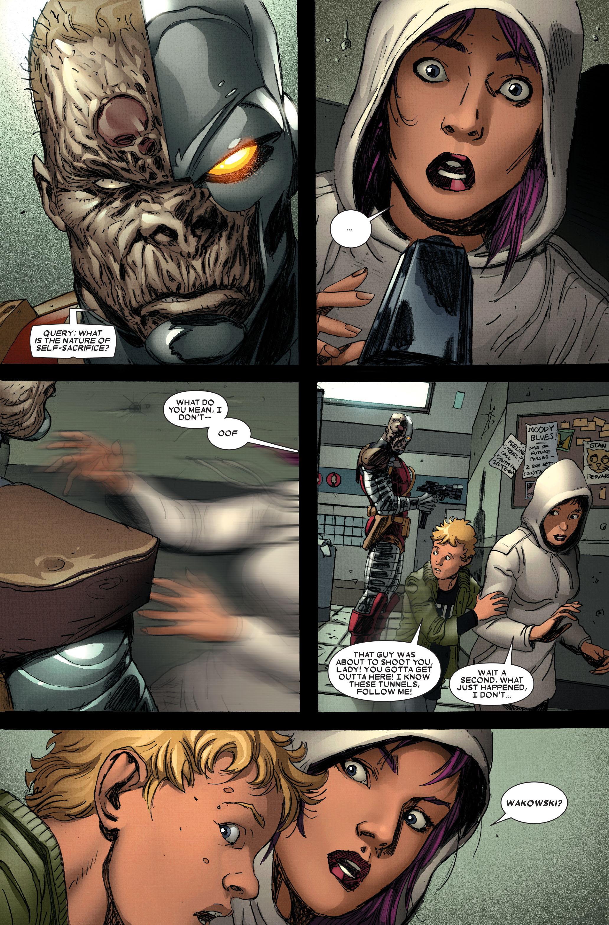 Wolverine: Weapon X #12 #5 - English 19