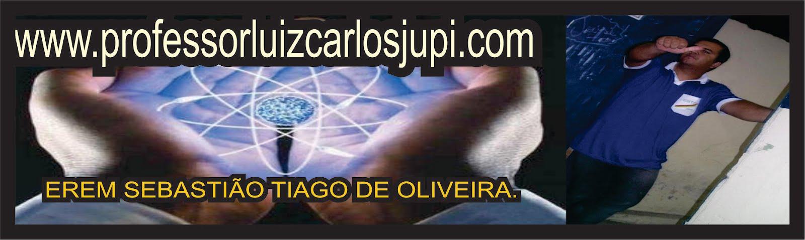 Prof. Luiz Carlos Física e Matemática
