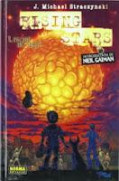 Rising stars 1: Nacido del fuego,J. Michael Straczinski,,Norma Editorial  tienda de comics en México distrito federal, venta de comics en México df