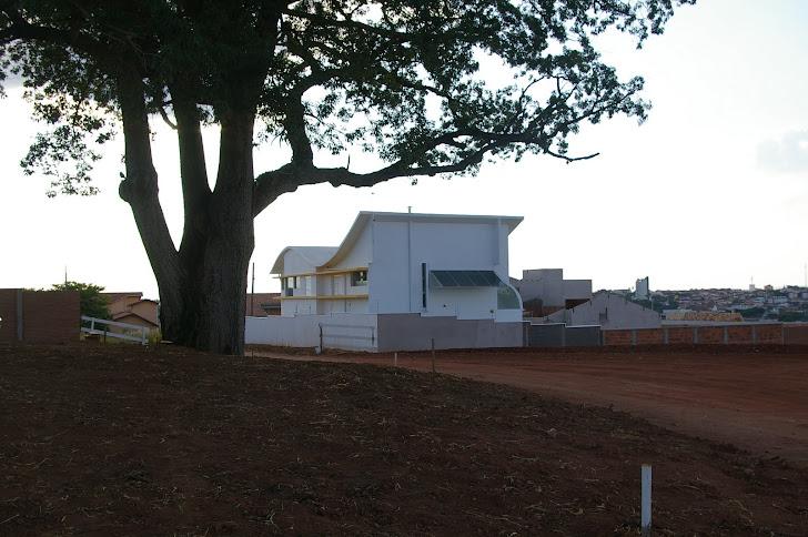 palladini arquitetura & cia proj residencia m s f