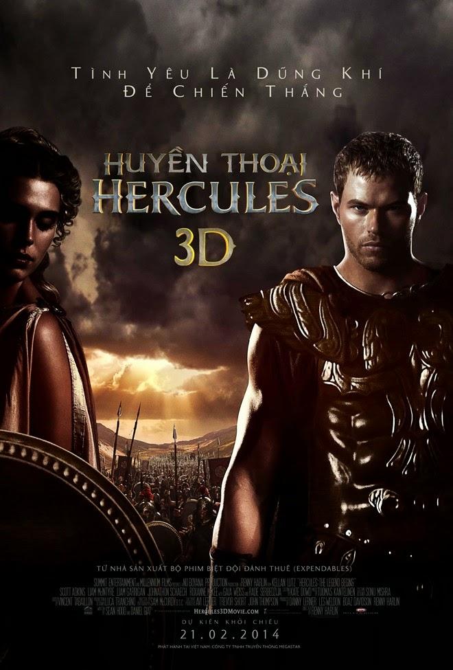 Huyền Thoại Hercules ...
