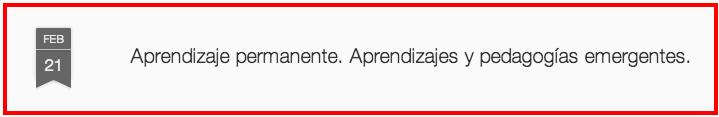 Manuel García: @mgroman. Asistió Lourdes Izquierdo:   @mlizquierdos. Asistió Brizeida Hernández:  @Brizeidaher. ( No pudo) Teresa Alfaro: ijjnix@gmail.com. ( No pudo) Mar López Vicente:  @marlopezvi. Asistió Ángela González Lucas:  @hangelagonzalez. Asistió Patricio Humanante Ramos. @phumanante. Asistió Aurora Pérez Fonseca: maurorafon@gmail.com. Asistió Cecilia Aranda:  caranda@usal.es. Asistió María Eugenia: salinasmariaeugenia@gmail.com. @eugenia_salinas. Asistió Yo (Manuela Sánchez Hernández: @manolicharra) compré por error, 10 entradas. ¡Hay que ser tonta! El no saber, es lo que tienen las primeras veces. -Angel Encinas (@angelencinas) asistió sin mediación de eventbrite, al igual que otras compañeras (con las que intervengo en la elaboración de nuestra WIKI) no participantes en el MOOC: Dominica Gómez, María Dolores Marcos, Maribel Martín Casero, María Isabel Martín Segundo y un compañero de mi centro CEO Miguel Delibes: Javier Martínez Entonado. Invité a toda la comunidad educativa de mi centro, incluidos padres y alumnos, parece que no era un día muy adecuado, dado que no asistieron.
