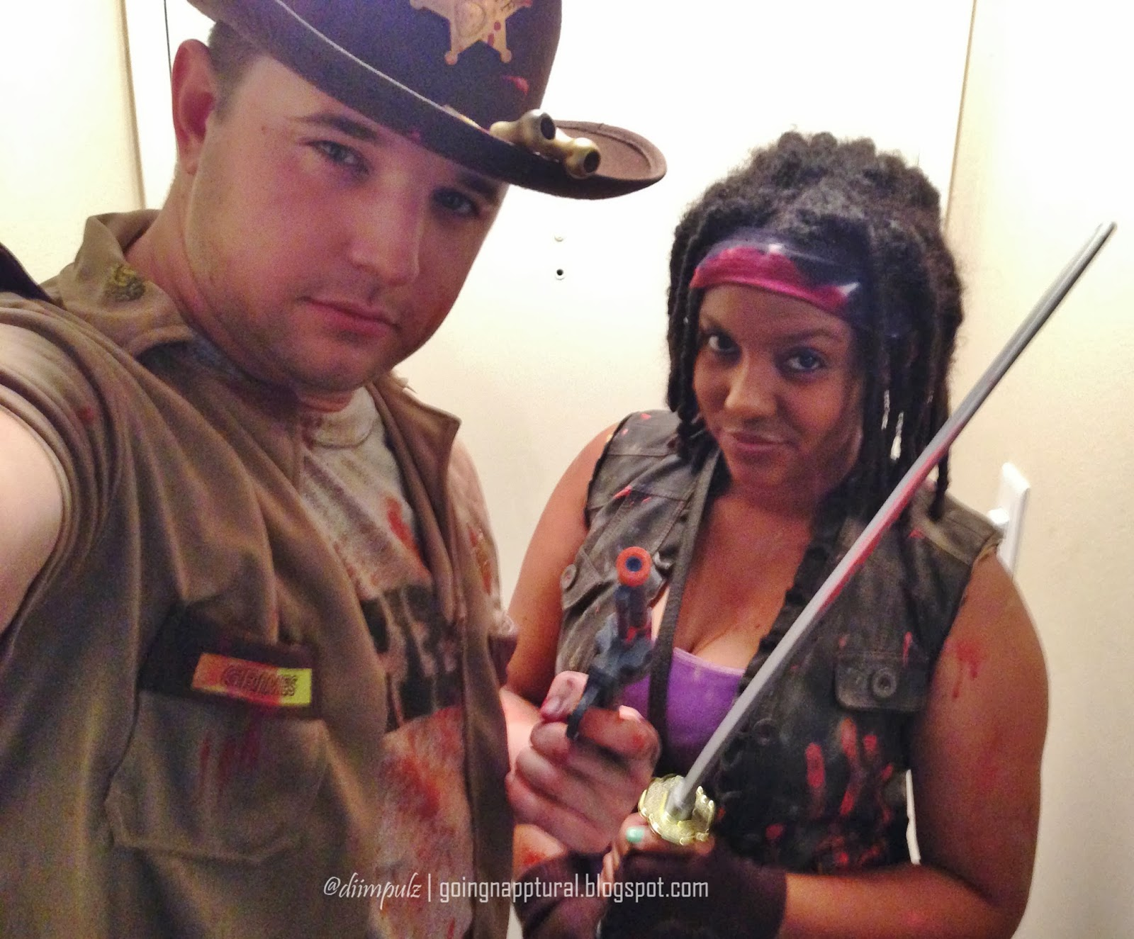 sc 1 st  Blog & Going Napptural: Halloween 2013