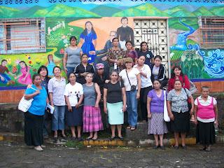 El Salvadorian Women
