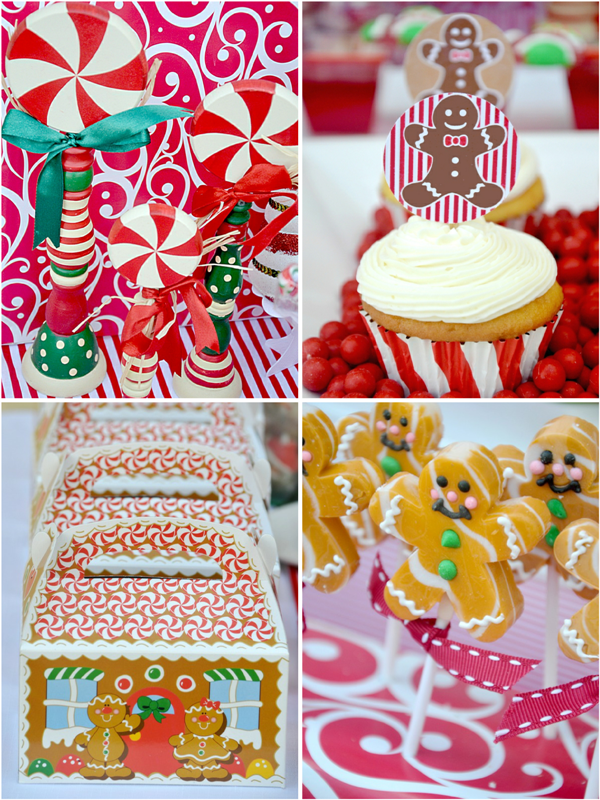 Crissy 39 S Crafts Gingerbread House Party