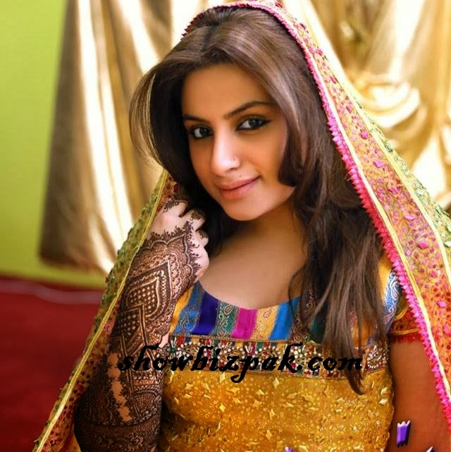 Celebrity Weddings: Maria Zahid Wedding Pictures