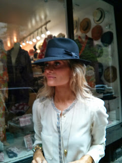 wide brim Stetson hat from The Hat House NY