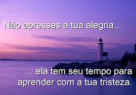 NÃO APRESSES