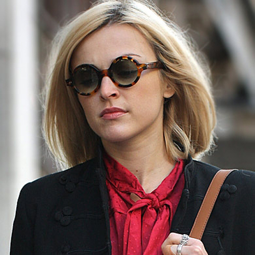 Fearne Cotton hair - The Natural Bob