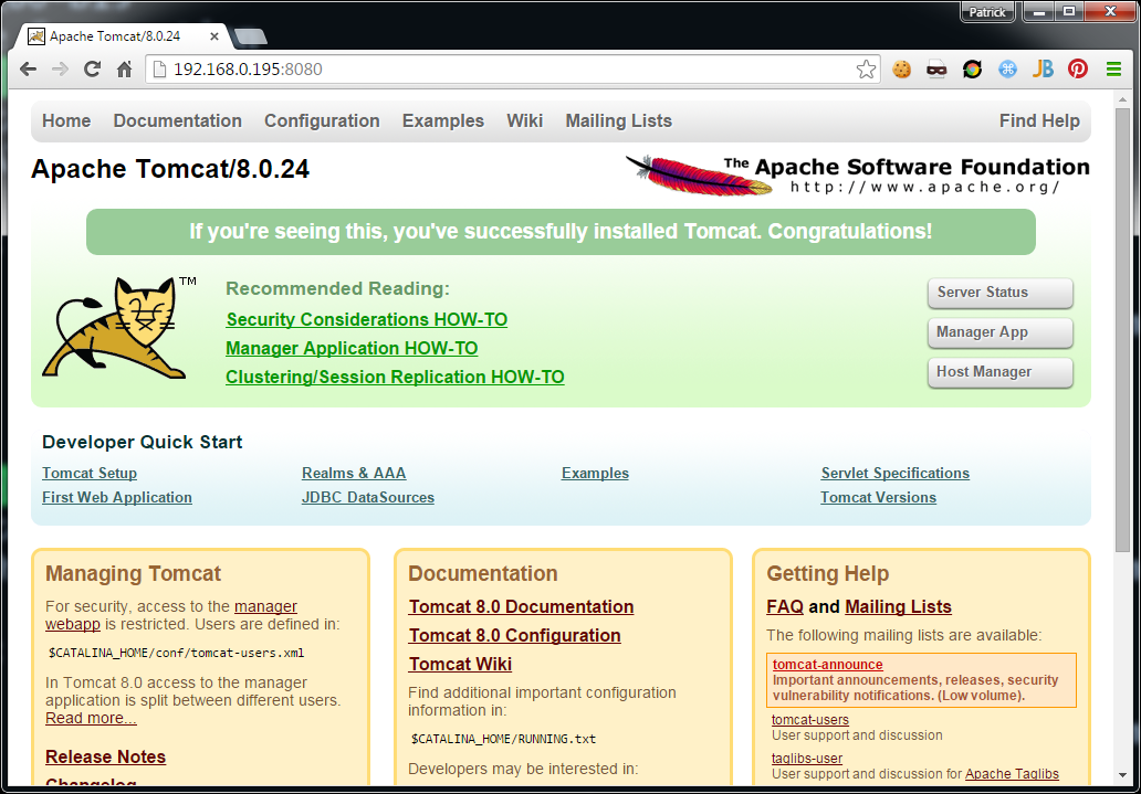 Whiteboard Coder Install And Setup Jenkins 16 On Tomcat 8 On