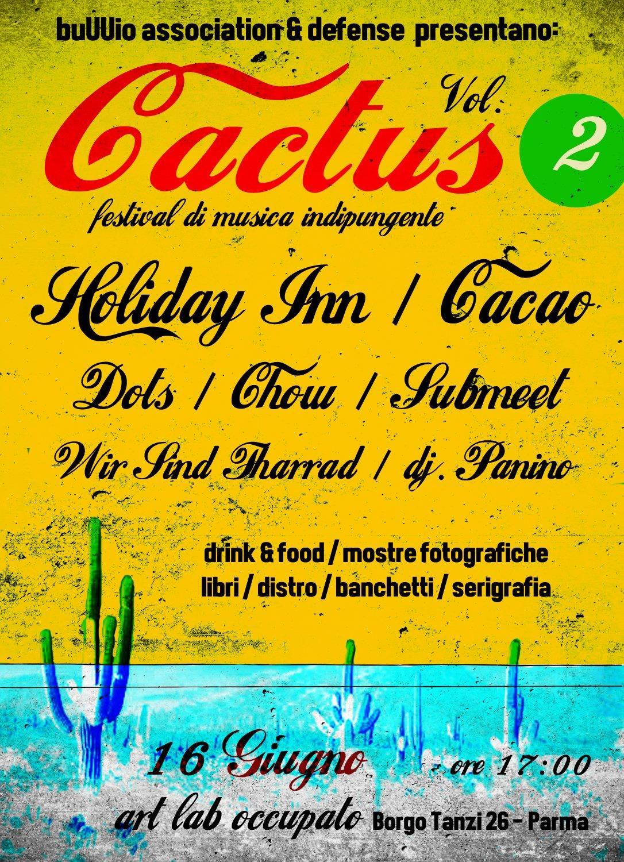 16/06 - CACTUS VOL.2