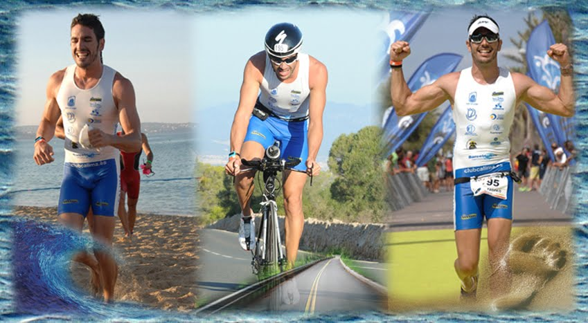 New sports adventure... Triatlón