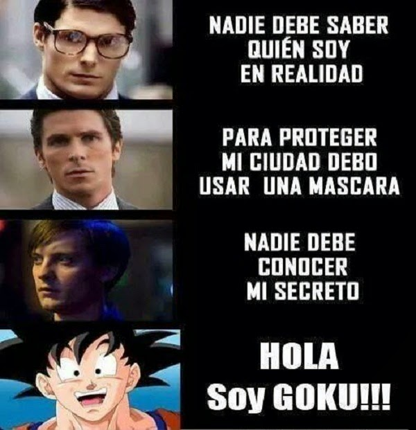 Goku es goku