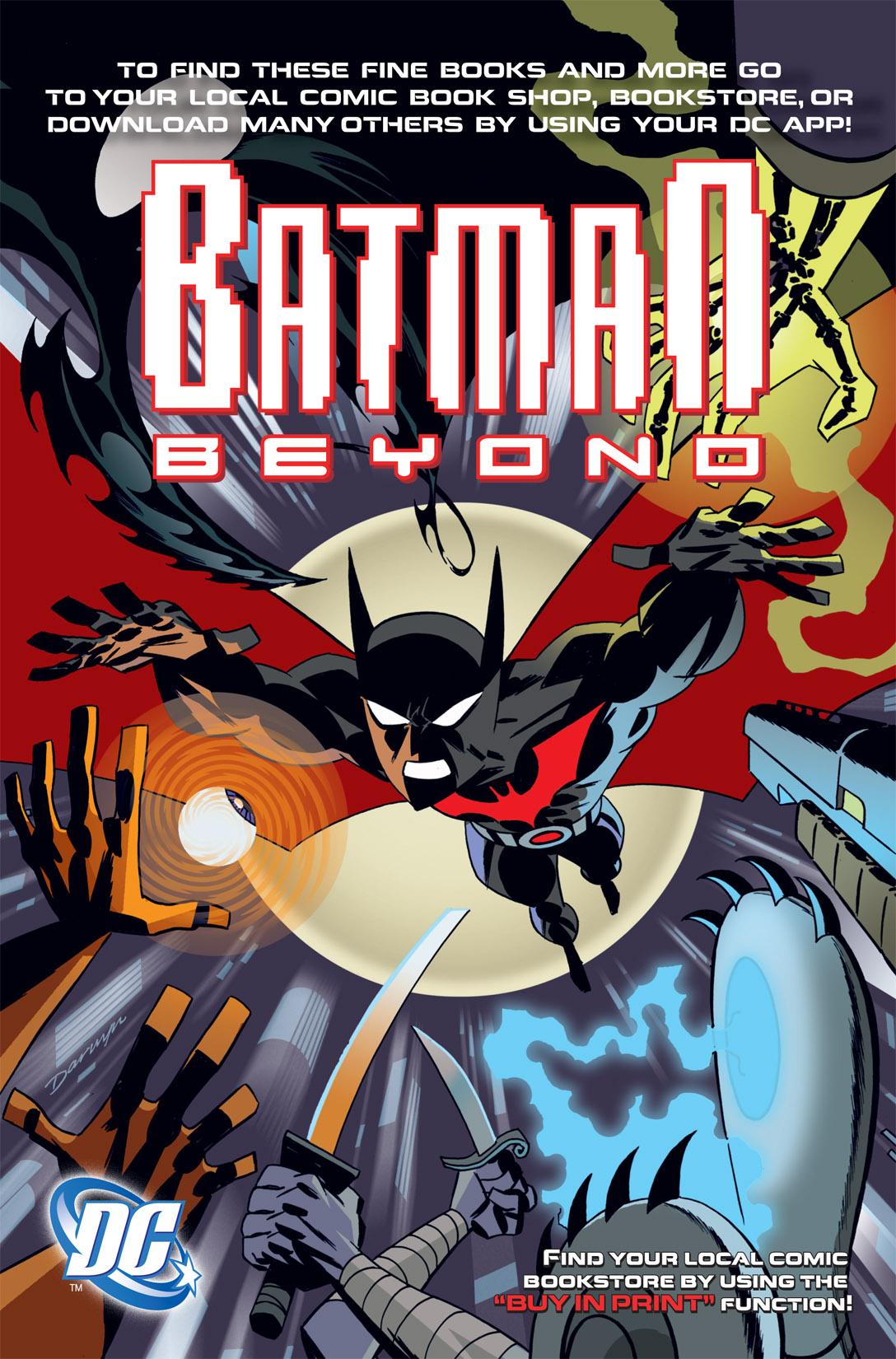 Batman Beyond [II] Issue #18 #18 - English 24