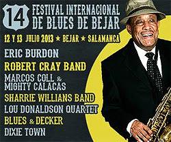 Festival de Blues de Béjar 2013