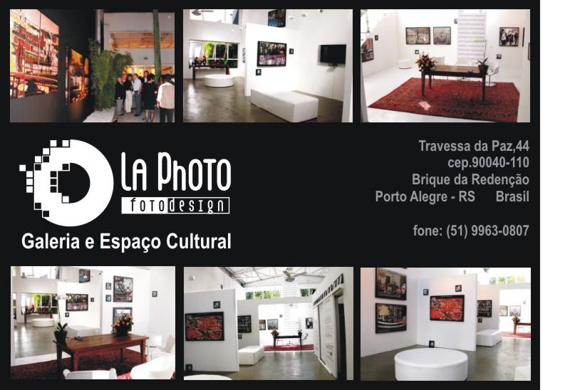 LA PhOTO Galeria e Espaço Cultural