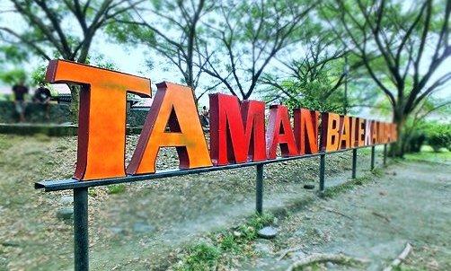 Taman Balekambang Surakarta