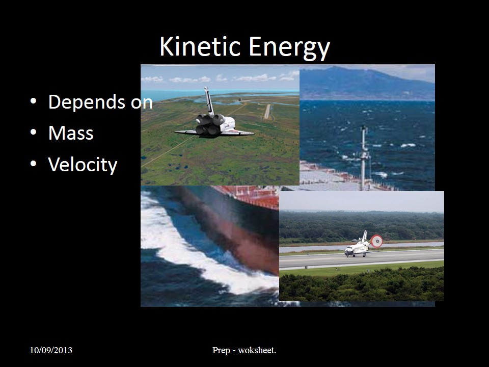 Igcse Physics  Kinetic Energy