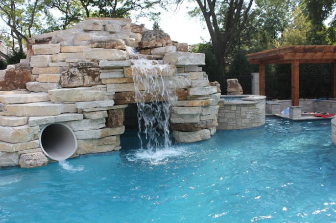 13 outdoor swimming pool design ideas - Swimming Pools With Grottos