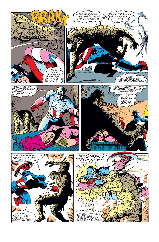 Captain America (1968) Issue #361 #294 - English 11