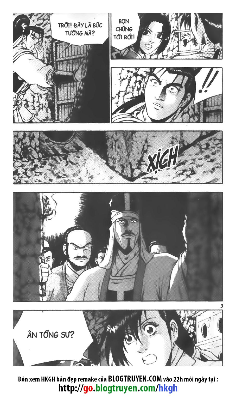 Hiệp Khách Giang Hồ chap 316 page 4 - IZTruyenTranh.com
