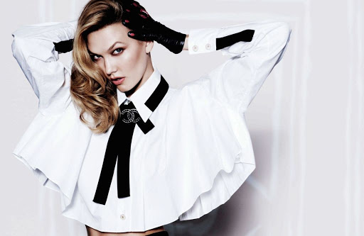 Karlie Kloss Vogue Magazine Mexico December 2015 photos