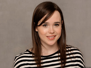 Hot Model Ellen Page Photo picture collection 2012