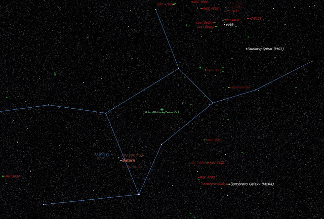 Jay S Astronomical Observing Blog Observing Report May