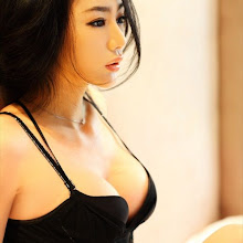 Jin Mei Xin pretty and sexy Chinese model