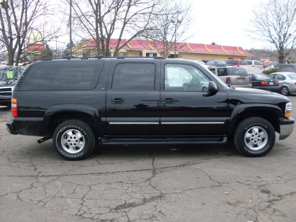 James 2002 Chevrolet Suburban