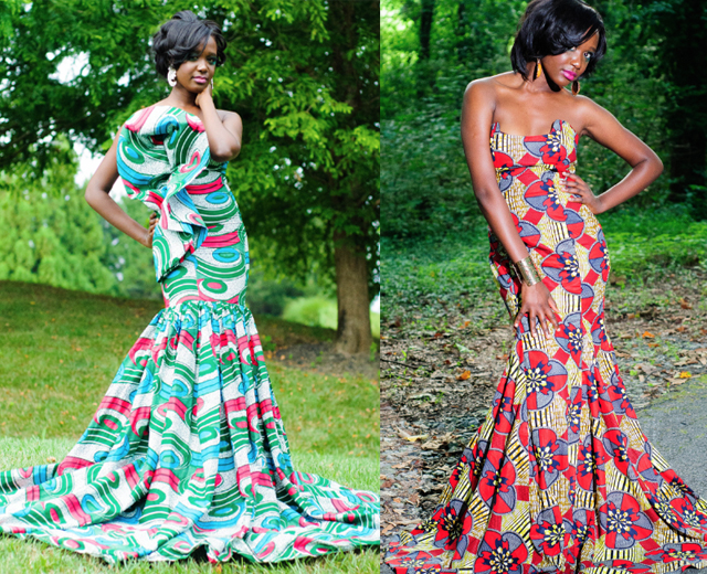 kitenge styles and designs kenya- tanzania