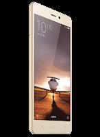 Harga Xiaomi Redmi 3 dan Spesifikasi, Smartphone Android 4G Tenaga Octa-core Berkamera Canggih