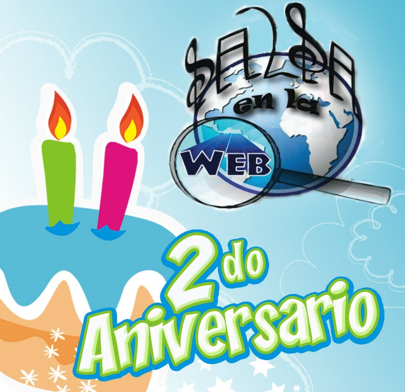 ► 2do Aniversario Salsa en la Web