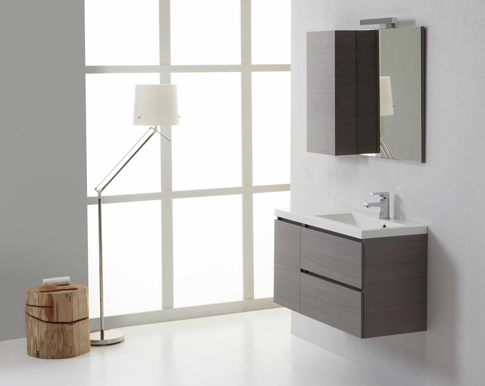 Corriere del web mobili bagno moderni by kv store for Mobili bagno moderni