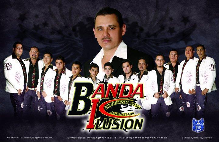 Descargar Banda Ilusion - En Vivo San Gregorio CD Album 2013