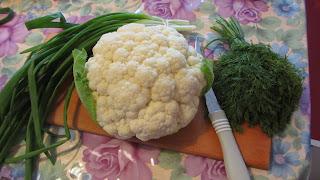 овощи для супа-пюре с сельдереем