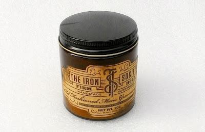 The Iron Society - Firm Hold Men's Pomade