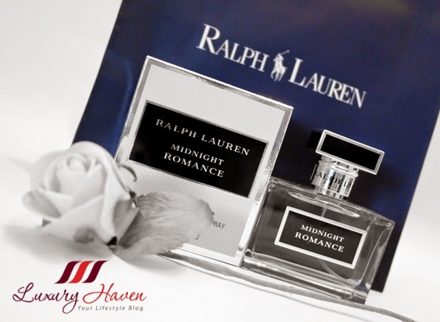 ralph lauren fragrance midnight romance review