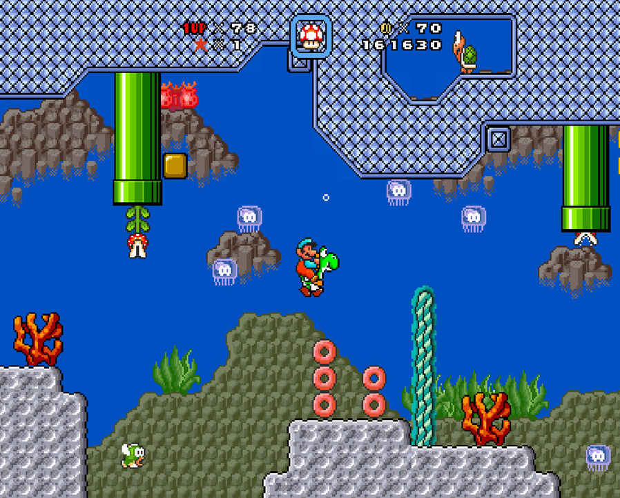 super mario bros x level editor boss